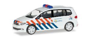 Herpa VW Touran Politie  Groningen H0