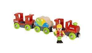 Brio Clown Train