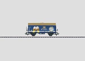 Marklin Bierkoelwagen Weihenstephan