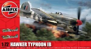 Airfix Typhoon Hawker S2  1:72