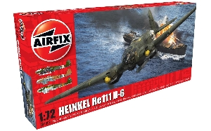 Airfix Heinkel He111 H-6 1:72