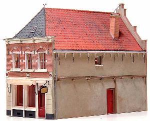 Artitec Winkel-woonhuis 17e eeuw