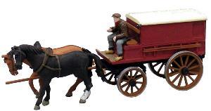 Artitec Gesloten boerenwagen