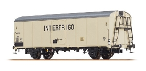 Brawa NS Koelwagen - Interfrigo  H0