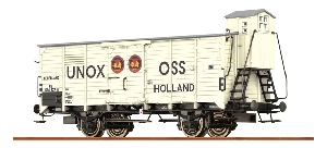 Brawa NS Goederenwagon - Unox Oss