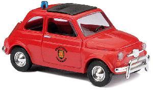 Busch Fiat 500 Brandweer  NL