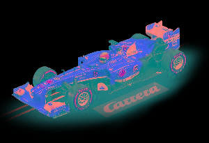 "Carrera Ferrari F138 ""Alonso"" 2013 1:32"
