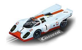 "Carrera Porsche 917K Gulf kleuren "" Daytona 24H 1970 "" Digitaal  1:32"