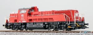 Esu Diesellok BR 265,002 DB Rood H0