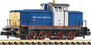 Fleischmann Diesellok V60 Volker Stevin  N