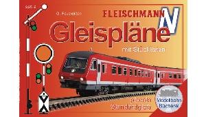 Fleischmann Gleisplan  N