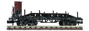 Fleischmann Rongenwagen 4 asser K.P.E.V .