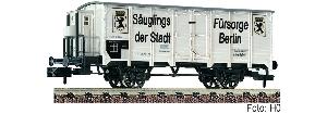 Fleischmann Goederenwagen N