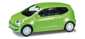 Herpa VW Up Groen