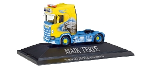 Herpa Scania CS 20 Maik Terpe 1:87