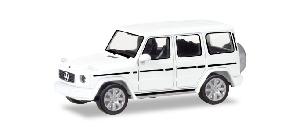 Herpa Mercedes G Klasse Wit  H0