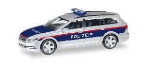 Herpa VW Passaat Variant  Polizei  1:87