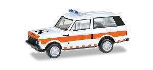 Herpa Range Rover P{olitie  NL