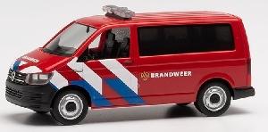 Herpa VW T6 Brandweer NL nieuwe striping
