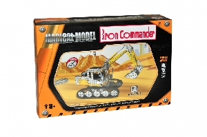 Iron Commander Grote Graafmachine