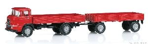 Marklin Krupp Vrachtwagen met aanhanger