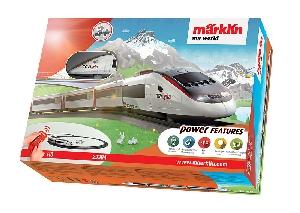 Marklin Startset TGV Lyria  My World