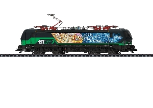 Marklin E-Lok Vectron Flying Dutchman ELL/LTE