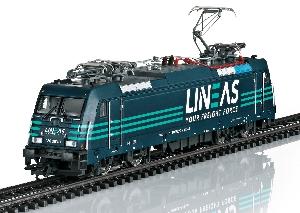 Marklin E-Lok Br 186 Lineas Ep VI