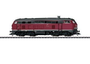 Marklin Diesellok BR218 DB
