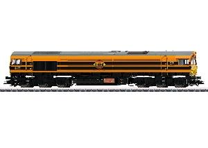 Marklin Diesellok EMD Serie 66 RRF  H0