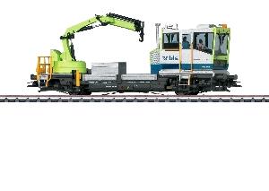 Marklin Spoorwegwagen BLS Robel Tm 235