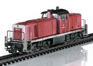 Marklin Diesellok serie 290