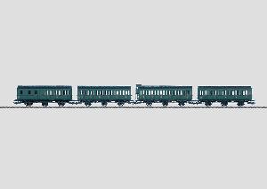 Marklin Abteilwagen-Set SNCF