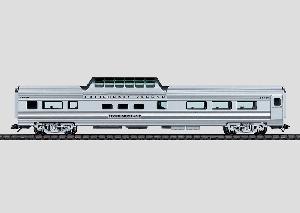 Marklin Streamliner Vista Dome D<(>&<