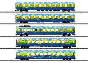 Marklin Personenwagen-Set Tourisk-Zug DB