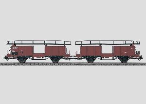 Marklin Autotransportwagen DB