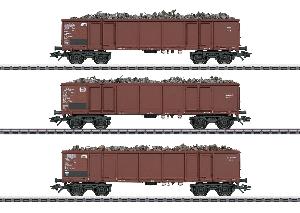 Marklin Goedenwagen-Set Eaos DB