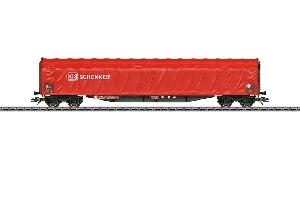 Marklin Schuifhuifwagen Rils 652