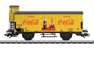 Marklin NS Coca-Cola Koelwagen G 10