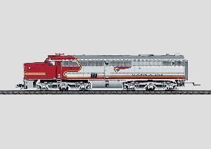 Marklin USA Diesellok Serie 52 Santa Fe - No 77