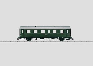 Marklin Personenwagen Donnerbüchse 1.