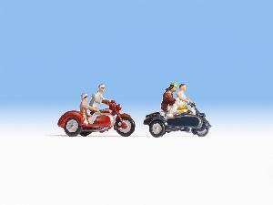 Noch motorrijder