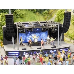 Noch Micro-Motion Rock Festival  H0