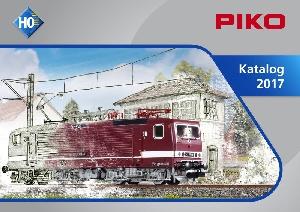 Piko Catalogus H0  2017