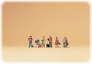Preiser Reizigers 1/160