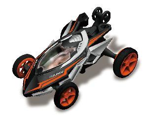 Racetin Microstunt Zwart 1:32