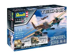 Revell TECHNIK Junkers JU88 A-4  1:32