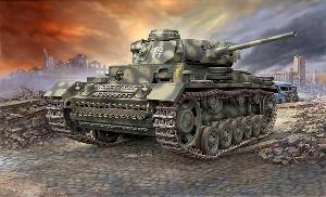 Revell Tank PzPpfw III Ausf.L  1:72