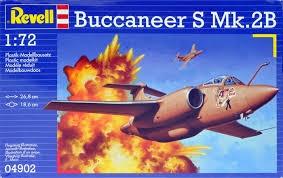 Revell Buccaneer S Mk.2B 1/72
