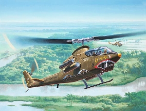 Revell Bell AH-1G Cobra 1:72